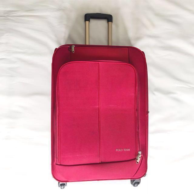 b7ef7194d758 Polo Team Luggage