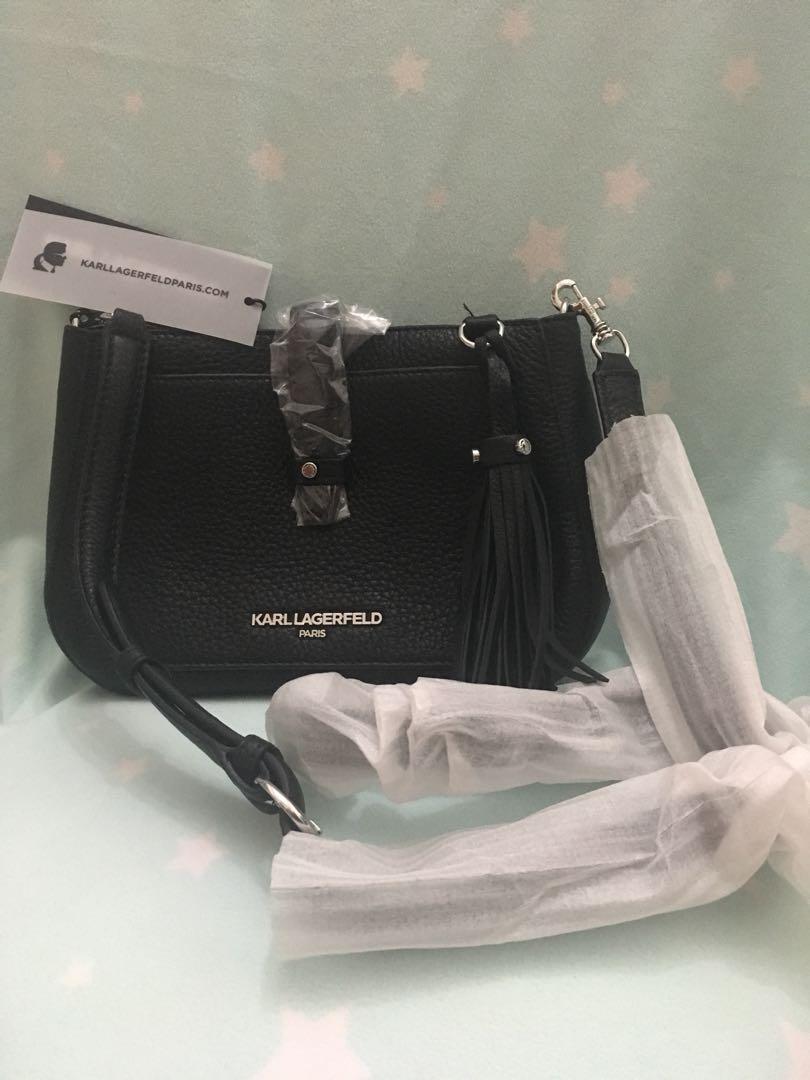 08f954e39a60e6 Pre Christmas Sale! Karl Lagerfeld Paris Toby Crossbody Bag