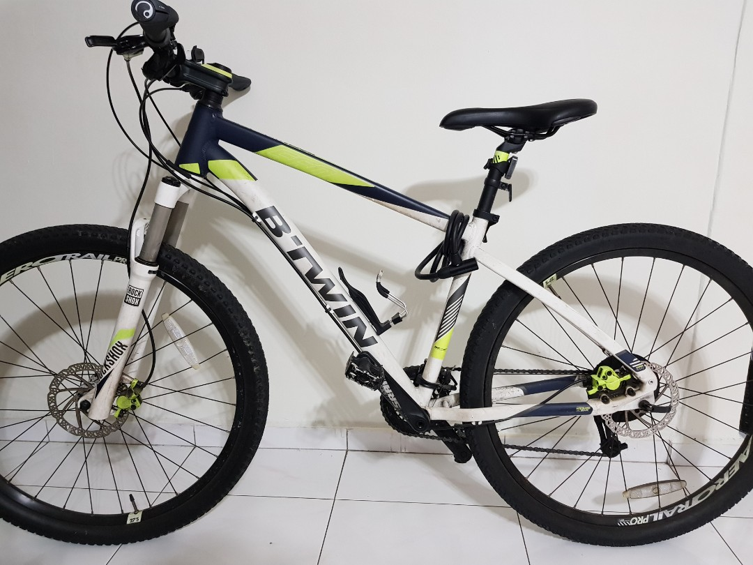 40ab9cfd8 BTWIN RockRider 560 Mountain Bike