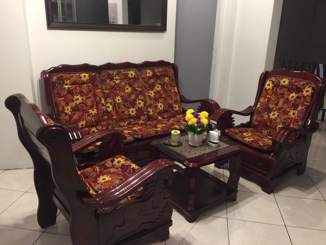 Rush Dragon Sofa Set Home Furniture On Carousell