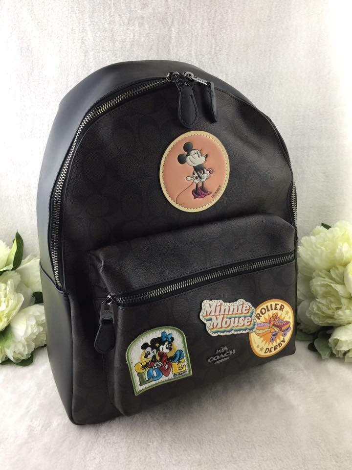 33cb1956363e Sale! Coach mickey mouse backpack