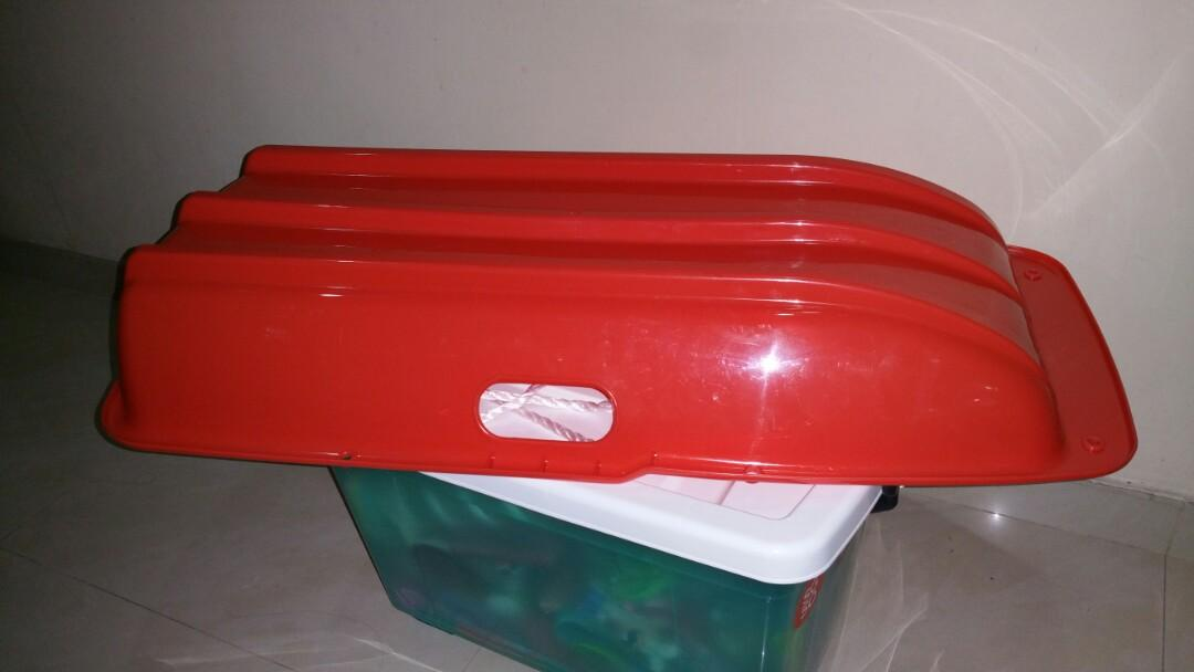 Snow Sled Large (Red)