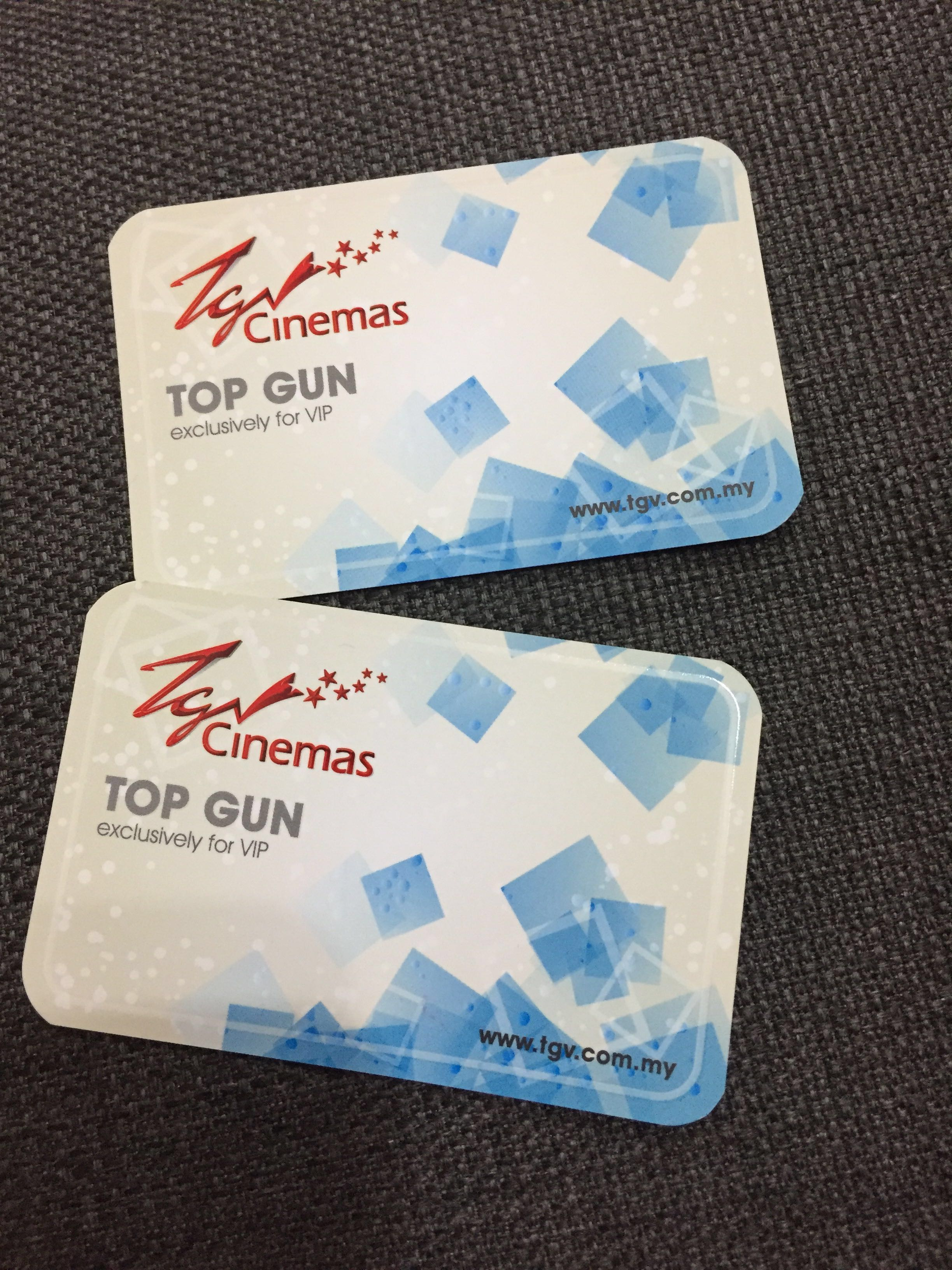 Tgv Movies Ticket 2 Pax Post1111 Blackfriday Blackfriday100