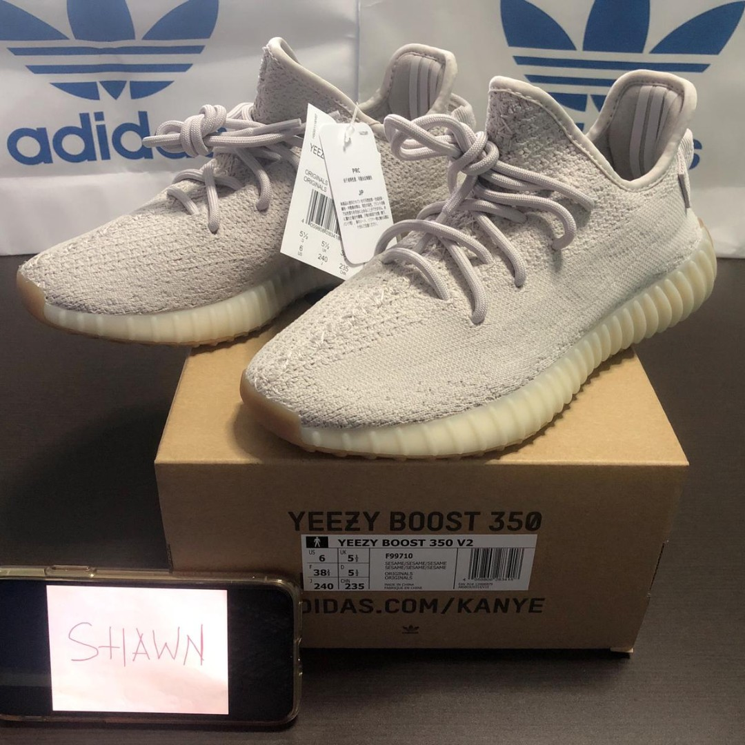 a2cba5fb4 What To Wear With Yeezy Sesame Adidas Essentials 3 Stripe Track ...