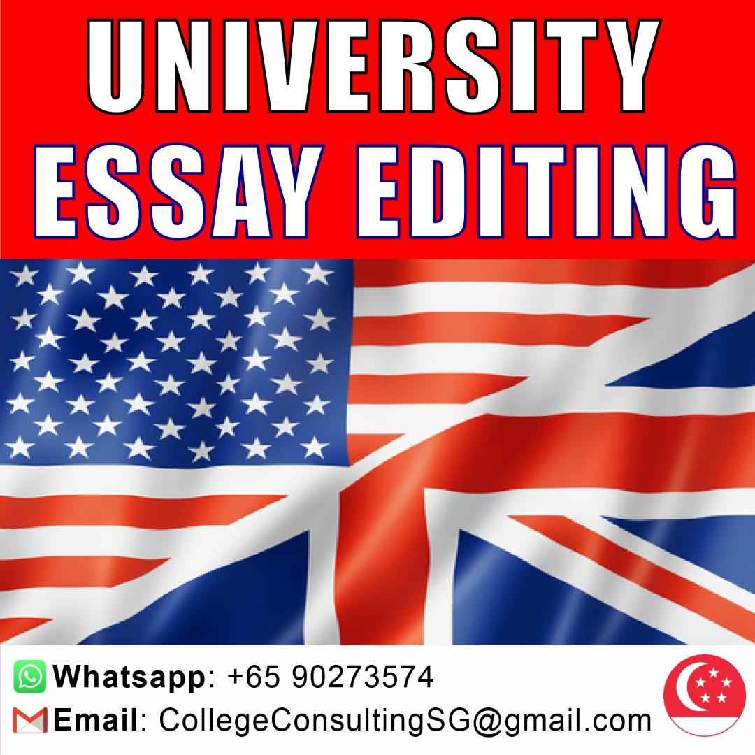 Example English Essay  Essay Good Health also Synthesis Essay Tips Usuk College Essay Editing Learning  Enrichment  Good Thesis Statements For Essays