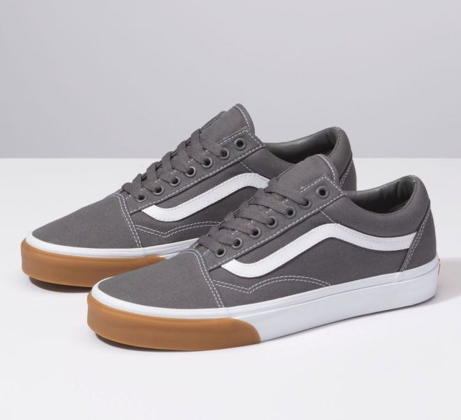 cd38ccb3a3 Vans Old Skool Bumper Grey Gum US 6.5 - US 13 Men