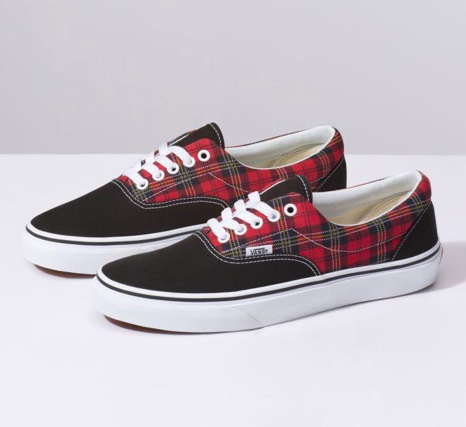 12d3cff015 Vans Tartan Era Unisex US 3.5 - US 13, Men's Fashion, Footwear, Sneakers on  Carousell