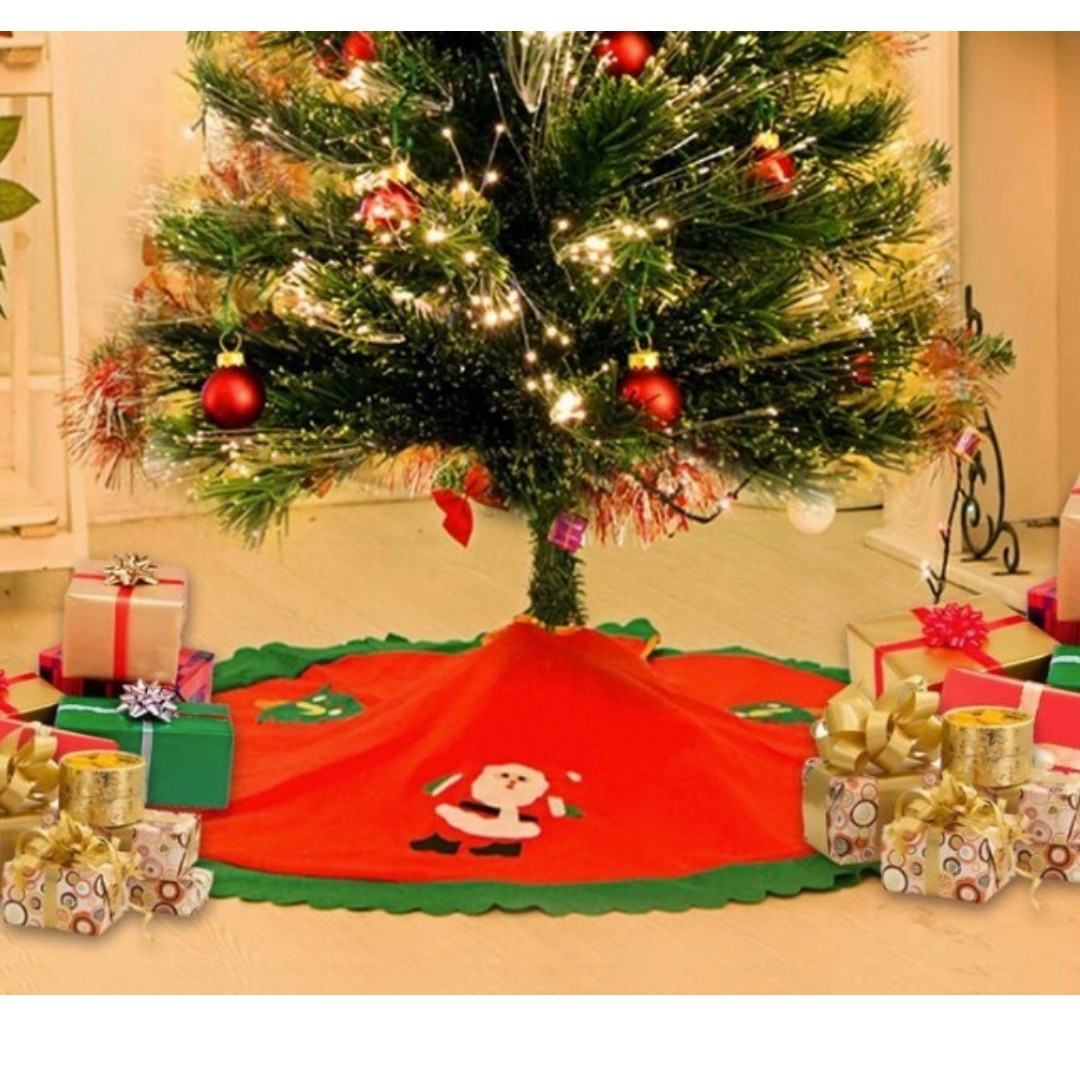 Xmas Tree Skirt Picket Fence Furniture Home Decor Others On
