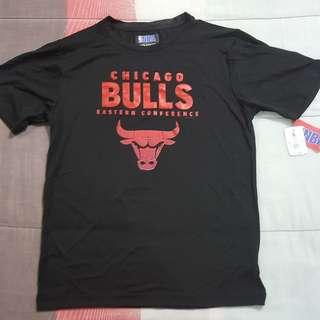 Legit BNWT NBA Coolbase Chicago Bulls T-Shirt Men's SM