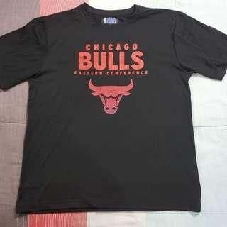 Legit BNWT NBA Coolbase Chicago Bulls T-Shirt Men's M