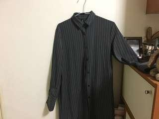 附綁帶高質感襯衫裙! #十一月女裝半價