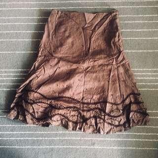 MNG Indian inspired skirt