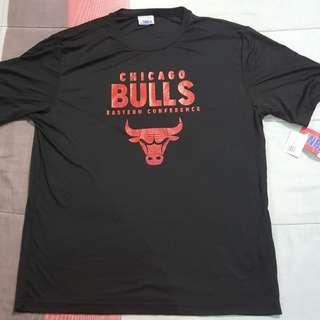Legit BNWT NBA Coolbase Chicago Bulls T-Shirt Men's L