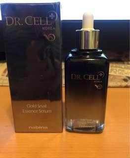 Nabina Dr.Cell Gold Snail Essence Serum金箔蝸牛精華