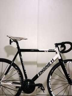 Engine 11 sprinter 2015 frameset