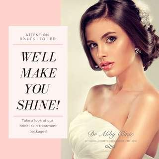 BEAUTY BRIDAL PACKAGES