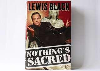 🚚 Nothing's Scared Lewis Black