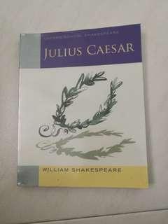 Julius Caesr book