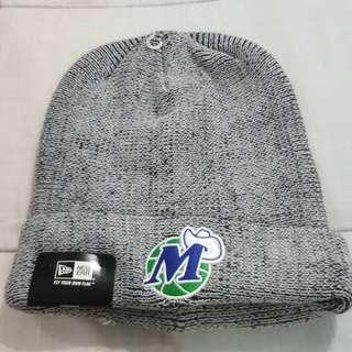 Legit Brand New With Tags New Era NBA Dallas Mavericks Cap Hat Beanie Free Size