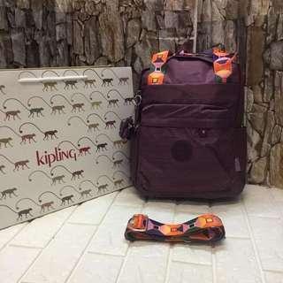 SALE: KIPLING 3 WAYS BAG