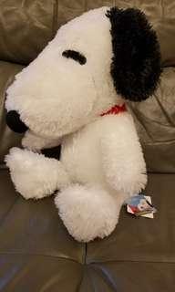 全新特大 Snoopy 毛公仔