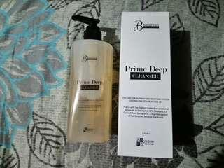 Prime Deep Cleanser Clarifying Shampoo (Product of Bangs Prime Salon)
