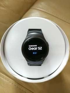 Samsung gear s2 智能手錶