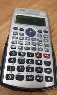 casio calculator silver fx570fs