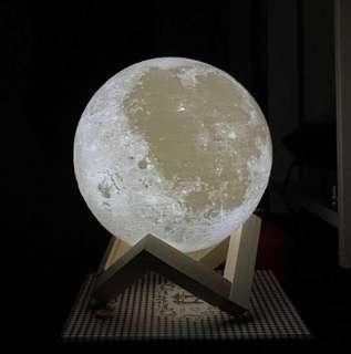 浪漫月球燈