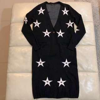 (含運)天冷降價囉~MOMA黑色外套
