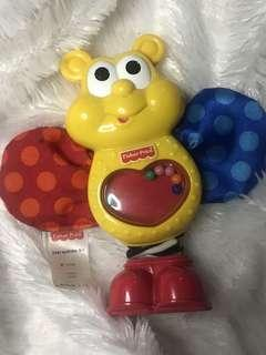 Fisher price rattle toys