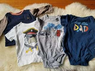 Baby Gap size 6-12mths purchased New. Pickup beaches or yorkville. $5 each or $12 for all 4.