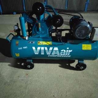 Compressor Viva air High Pressure 5HP made in taiwan