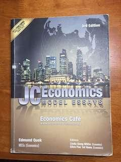 JC Economics Model Essays (A-Levels)