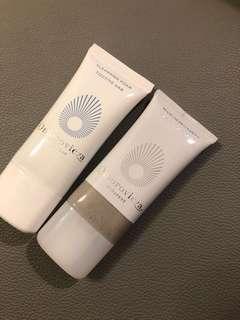 OMOROVICZA Moor Cream Cleanser(sold) + Cleansing Foam