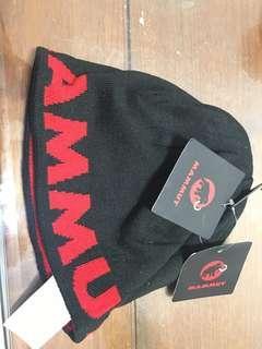 🚚 MAMMUT長毛🐘針織帽(德製)
