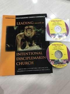 IDMC 2004 , ( CEFC, Edmund Chan) Audio + Workbook