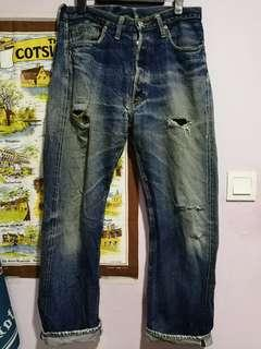 Denime jeans selvedge