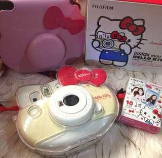 INSTAX MINI HELLO KITTY EDITION