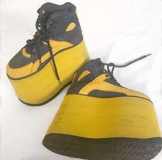 BUFFALO - original platform sneakers