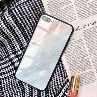marble glass case