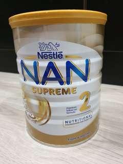 Brand New Unopened Nan Optipro HA 2 formula milk powder 800g (rebranded to Nan Supreme) from 6 months