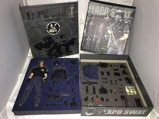 DID MMS 1/6 DX12 LAPD SWAT ASSAULTER Los Angeles Police 洛杉磯特警 Driver Figure