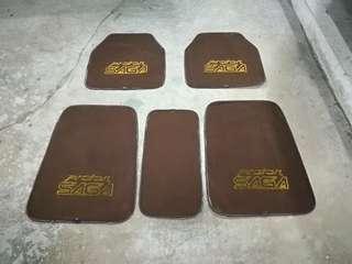 Proton Saga Floor Mats