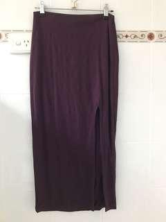 BNWT Kookai mid length skirt