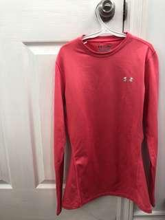 Under armour cold gear long long sleeve
