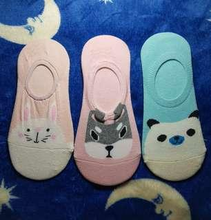 Set 6: Foot socks