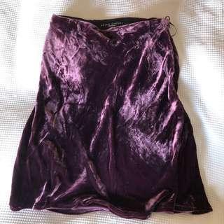 VELVET Skirt Size XS