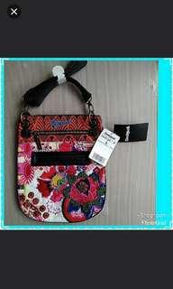 BNWT Desigual Ladies Sling Bag