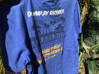 Downplay records vintage tee